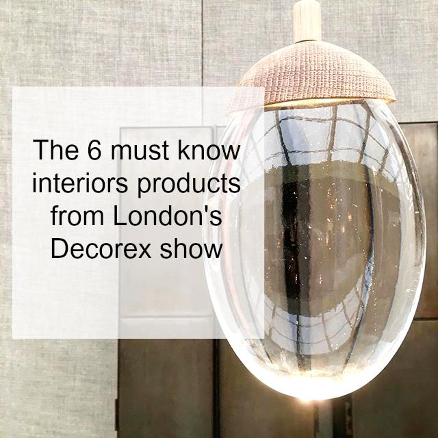 Decorex highlights, LDF, Interior design, interiors trends, hello peagreen