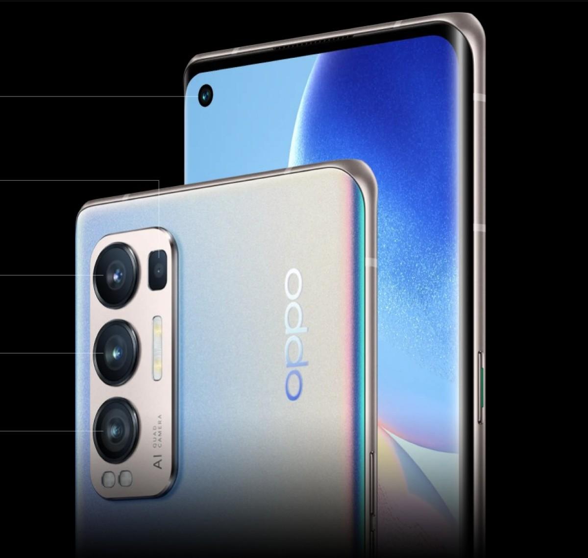 هاتف Oppo Reno 5 Pro  بكاميرا رئيسية  50MP