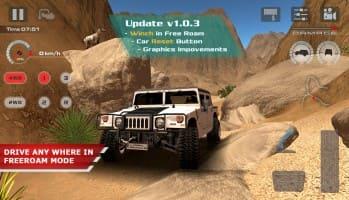 تنزيل لعبة offroad drive desert