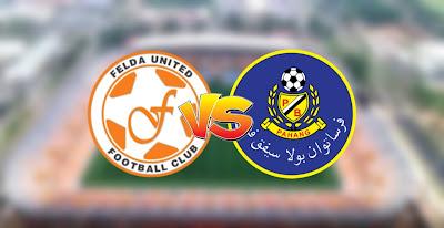 Live Streaming Felda United vs Pahang Liga Super 20.9.2020