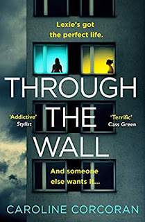 Through the Wall by Caroline Corcoran cover