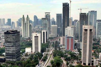 Gedung Perkantoran di Jakarta