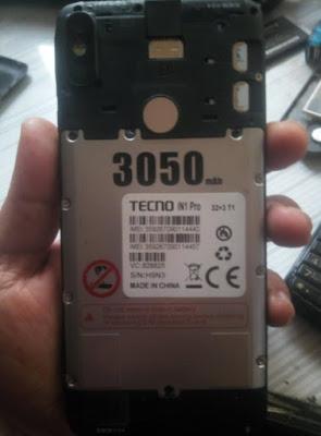 TECNO IN1 Pro 32+3 T1 Flash File 100% Tested