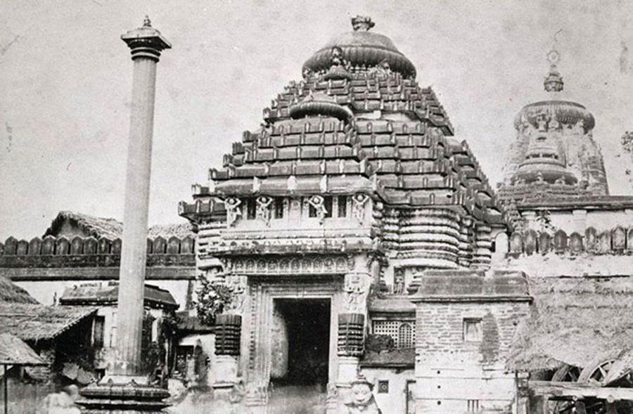 Jagannath Temple history