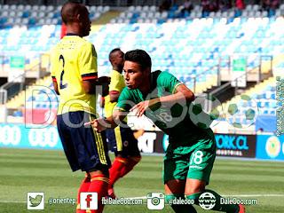 Ferddy Roca Jugador de Oriente Petrolero - Selección Boliviana - DaleOoo Comunidad Digital Club Oriente Petrolero Oficial