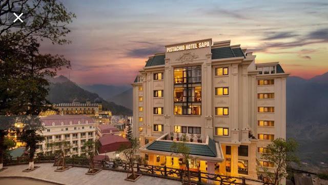 pistachio Hotel