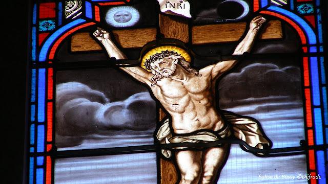 christ eglise de Bussy©defrade
