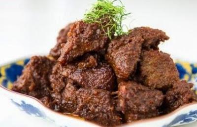Resepi Rendang Daging