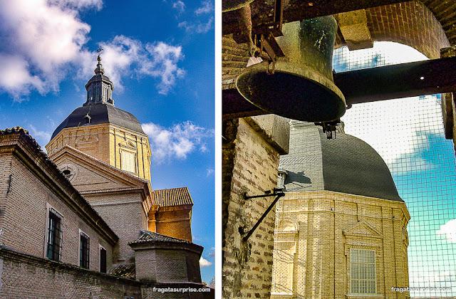Igreja de San Ildefonso (Igreja dos Jesuítas), Toledo, Espanha