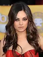 Mila Kunis Hollywood actress