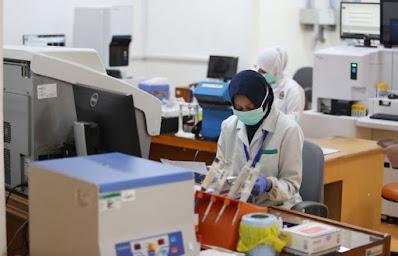11 Laboratorium Tes Covid 19, Siap Hempaskan Corona di Jawa Barat