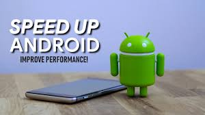 how to speed up android phone without rooting