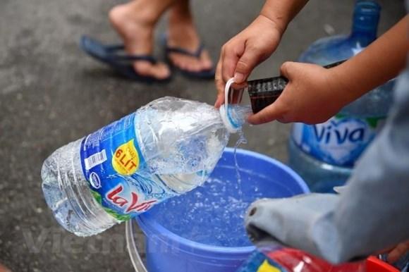 Kết quả giám định chất lượng nước Hà Nội: có chất gây ung thư