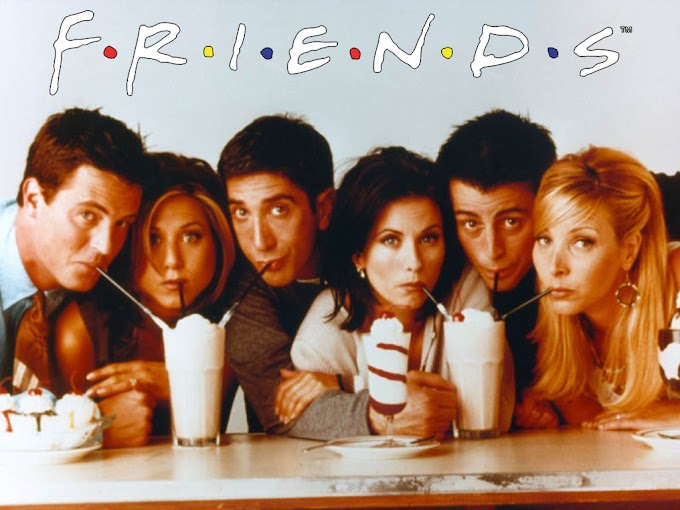 Get all 10 seasons of Friends for only $60 on the Google Play Store