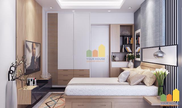Phong thủy trong phòng ngủ