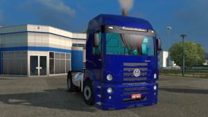 Volkswagen Constellation 25-370 truck mod