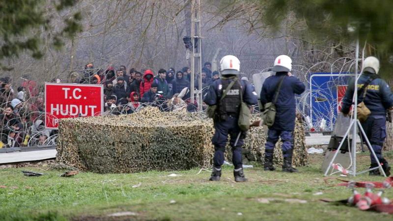 ΣΥΡΙΖΑ Έβρου: Σε μια δύσκολη στιγμή για τη χώρα χρειάζεται ψυχραιμία και ομοψυχία - Κλιμάκιο του ΣΥΡΙΖΑ στα σύνορα στον Έβρο