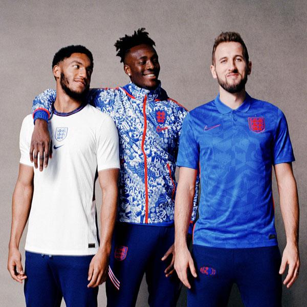 England Kits 2020-2021 - DLS21 Kits