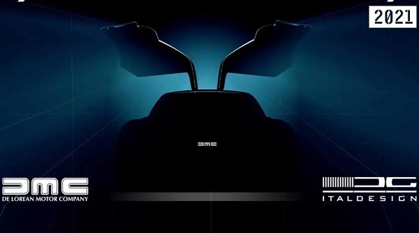 ItalDesign DeLorean DMC 2021