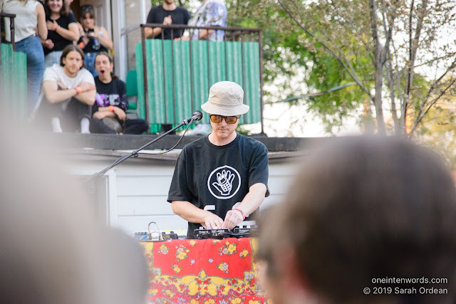 Homeshake at Royal Mountain Records Goodbye to Summer BBQ on Saturday, September 21, 2019 Photo by Sarah Ordean at One In Ten Words oneintenwords.com toronto indie alternative live music blog concert photography pictures photos nikon d750 camera yyz photographer summer music festival bbq beer sunshine blue skies love