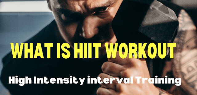 what is the HIIT workout best for burn fat?