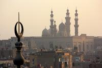 Самостоятельные путешествия в Африку: достопримечательности Каира, Великие пирамиды Гизы