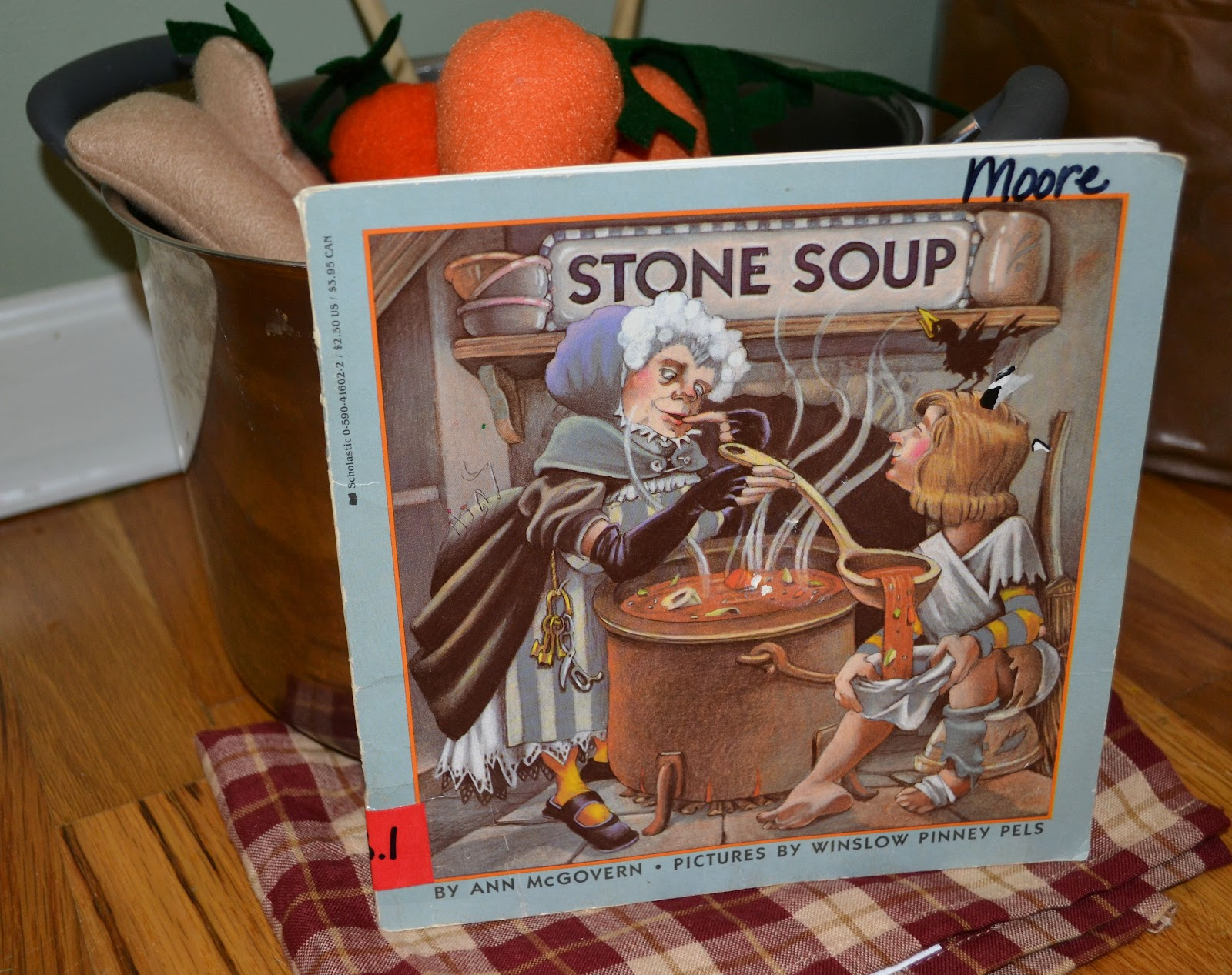 From The Hive Ss Stone Soup Preschool Style