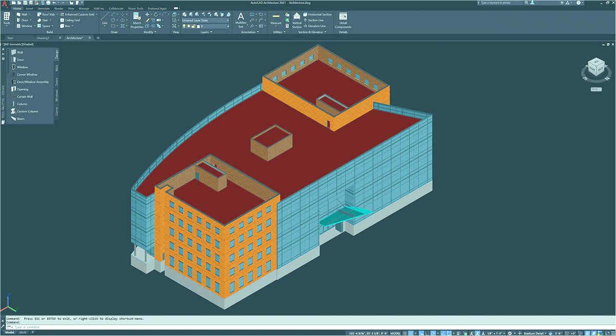 Link tải và hướng dẫn cài đặt các sản phẩm của Autodesk 2021 Full Key.