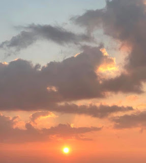 Woodbury CT Sunset painting spot.
