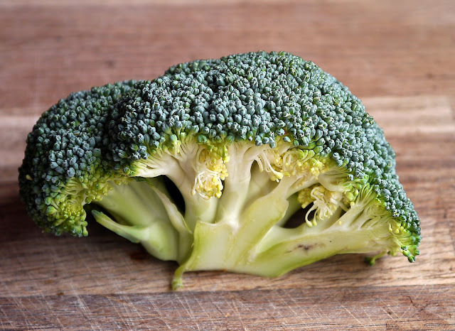 Broccoli smoothie for weight reduction