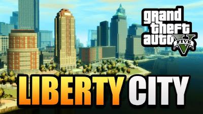 תמונות ראשונות מליברטי סיטי ב-GTA V