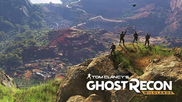 PC Tom Clancy's Ghost Recon Wildlands
