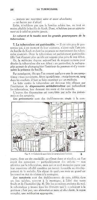 """""""Sciences Appliquées"""", manuel de classe de Fin d'Etudes Primaire, Chabanas et Renault, 1949 (collection musée)"""