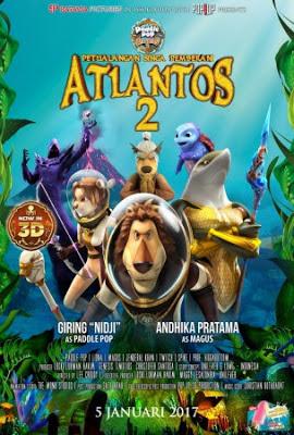 Film Petualangan Singa Pemberani Atlantos 2 (2017)