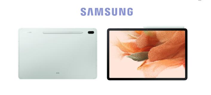 سامسونج تعزز محفظتها من أجهزة جالاكسي اللوحية بإصدارين جديدين: S7 FE و A7 Lite