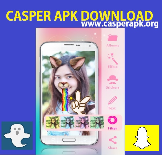 casper apk download