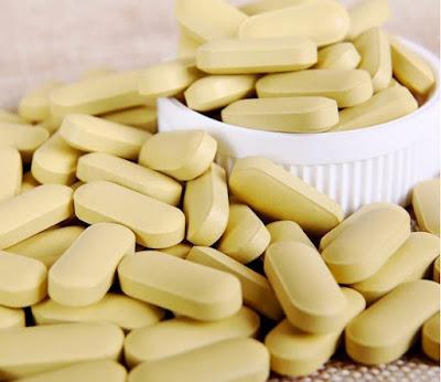 Lions Mane Mushroom Tablets