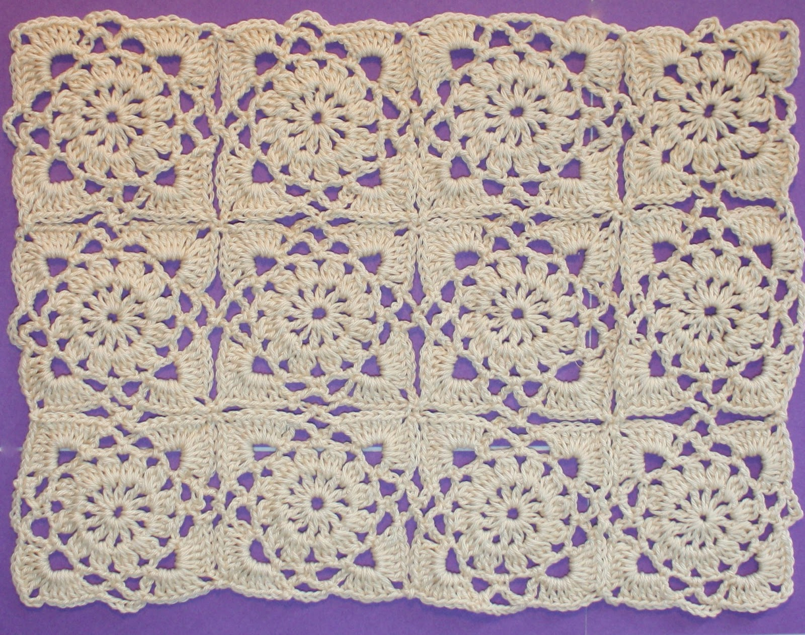 Crochet Square Motif Diagram Pattern Ford 6 0 Alternator Wiring Beyond The 118 Bag