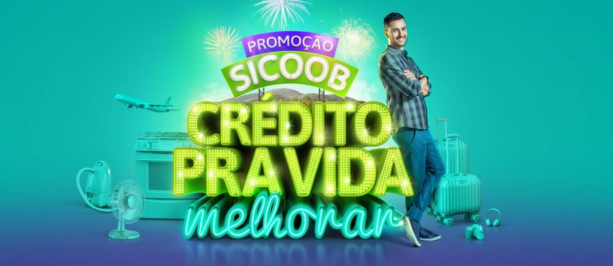 Promoção Sicoob 2021 Crédito Pra Vida Melhorar -Grande ABC R$ 485 Mil em Pontos Trocar Prêmios