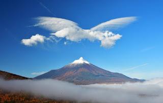 dünya'daki rüya gibi gezi yerleri fuji dağı