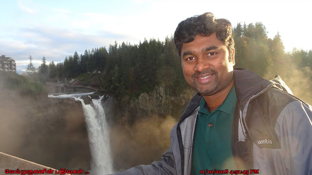 Snoqualmie waterfalls Seattle