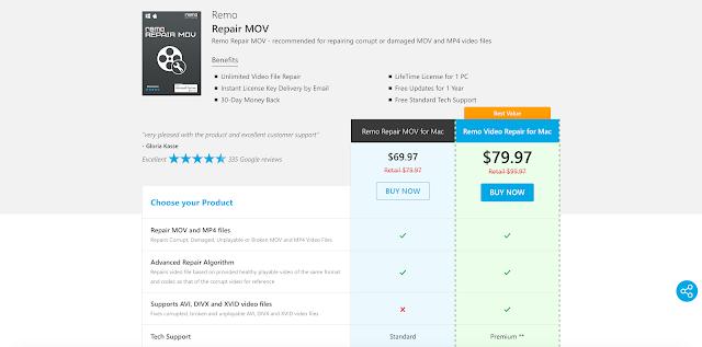【攝影實驗室】影片修復軟體 Remo Repair MOV,救回原不屬於你的檔案 - Remo Video Repair 官網驚喜價