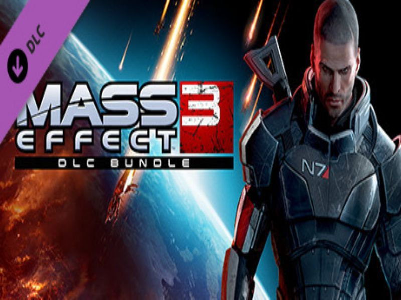 Download Mass Effect 3 Game PC Free