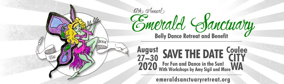 Emerald Sanctuary Belly Dance Retreat