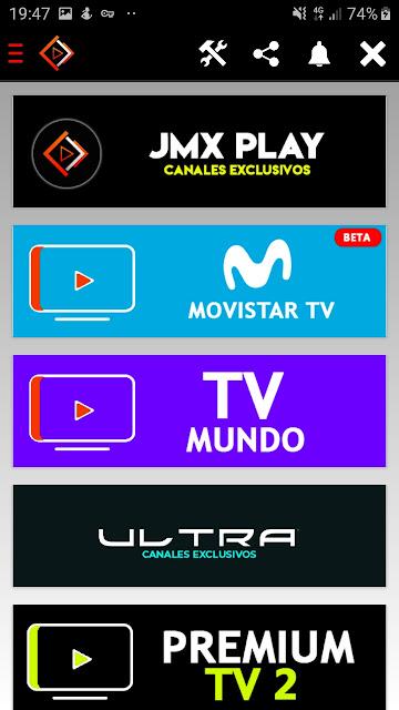 JMX TV APK