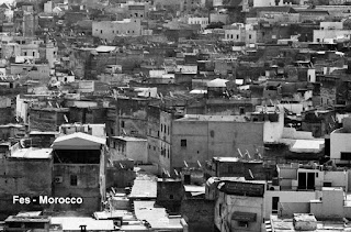 Fez Fes Morocco medina