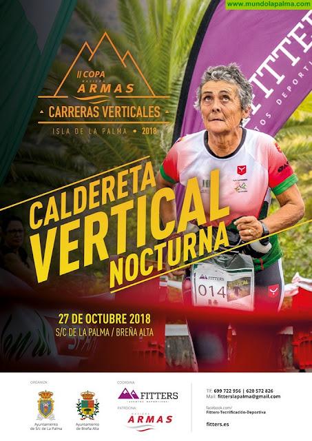 Un total de 150 participantes tomará la salida este sábado en la 'Caldereta Vertical Nocturna'