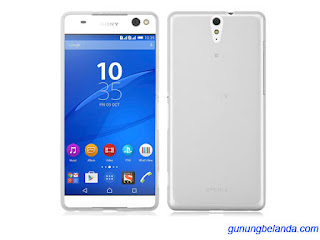 Cara Flashing Sony Xperia C5 Ultra E5506