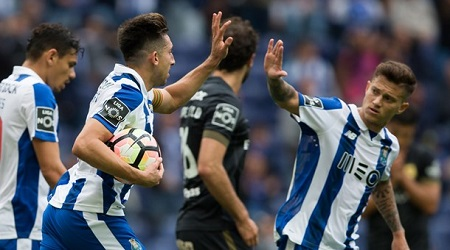 Assistir Porto vs Paços de Ferreira ao vivo 21/10/2017
