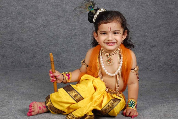 Why to teach kids about Krishna?